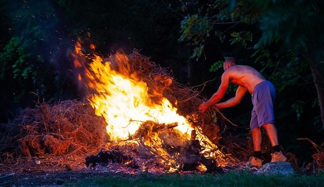 Interdiction de brûlage des déchets végétaux