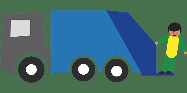 Jours de collecte des déchets en 2019