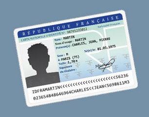 Allongement de la durée de validité de la carte nationale d'identité pour les personnes majeures