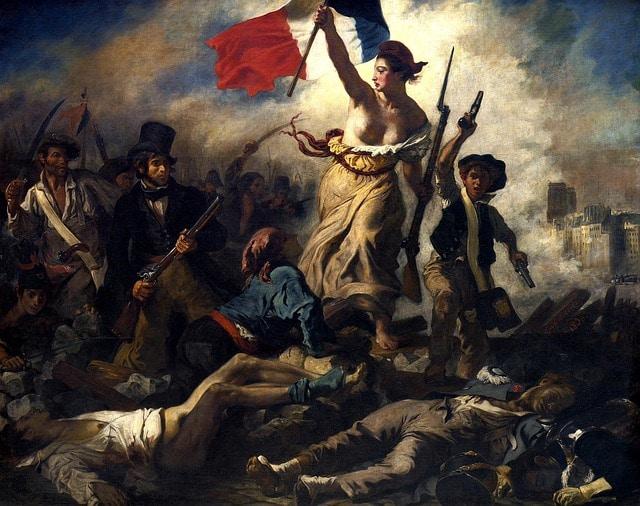 Des lumières à la Révolution
