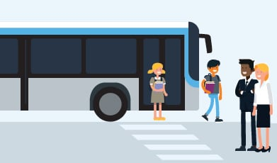 Inscriptions transport scolaire 2020/2021