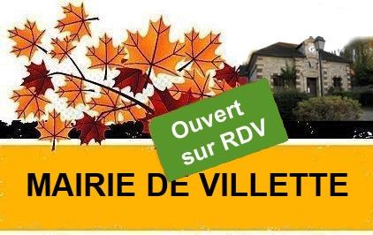 COVID-19 Accueil mairie